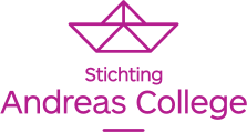 Andreas College logo